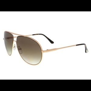 Tom Ford NEW cliff sunglasses